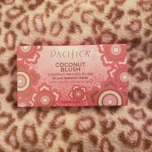 Other - Pacifica coconut blush